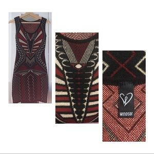 Windsor woman s dress